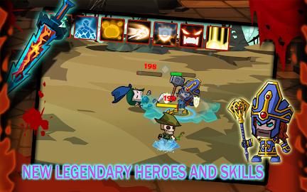 TinyLegends - Crazy Knight Screenshot 2