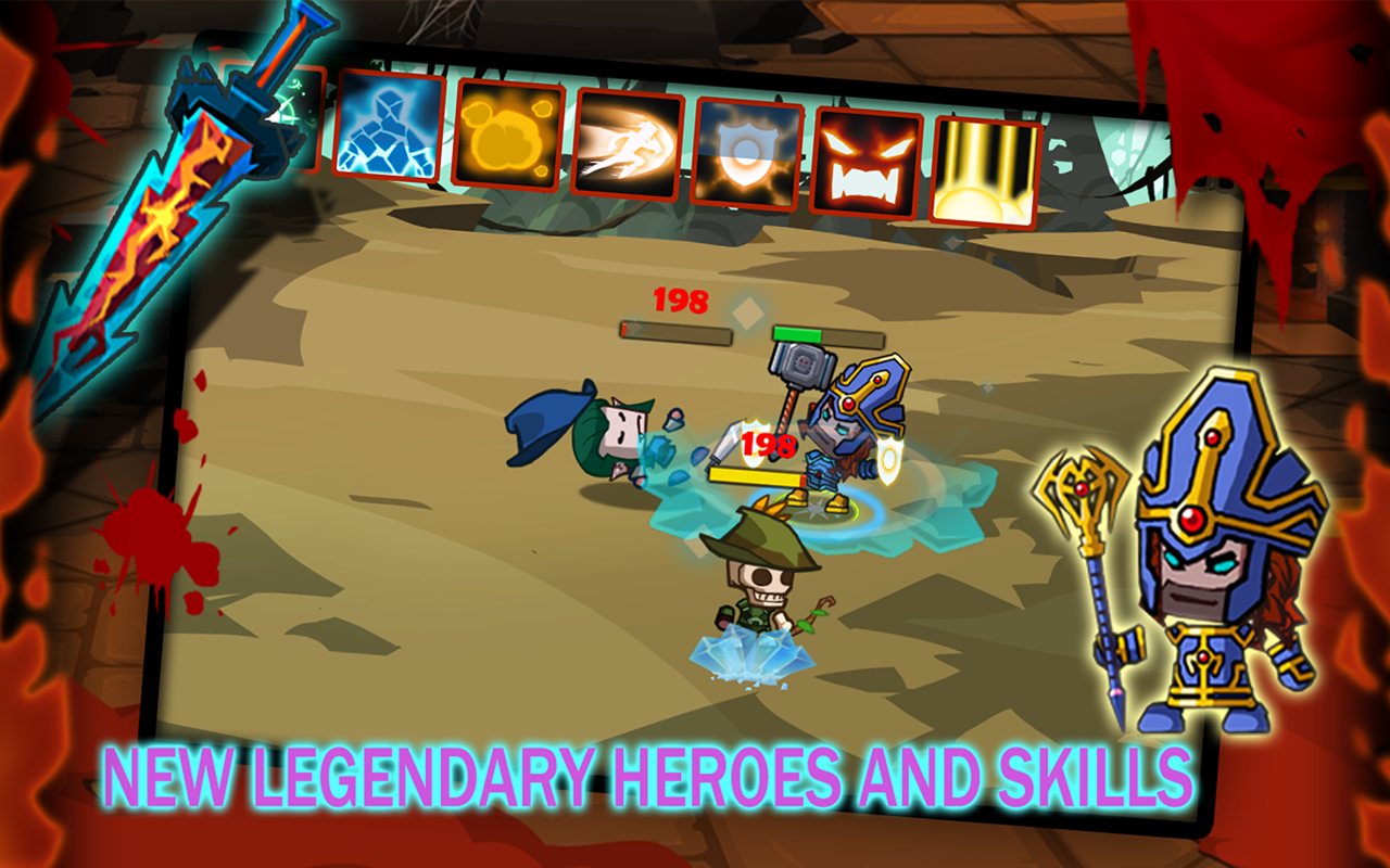 TinyLegends - Crazy Knight- screenshot