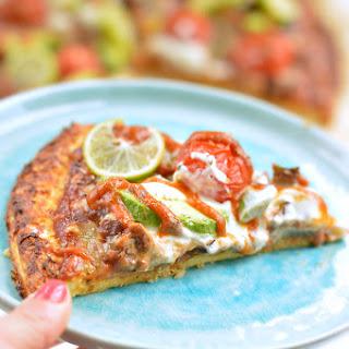 Parsnip Pizza Crust