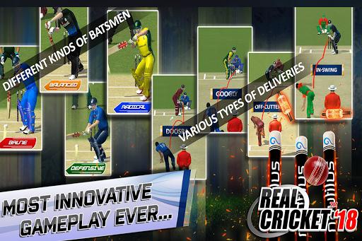 Real Cricketu2122 18 1.1 screenshots 7