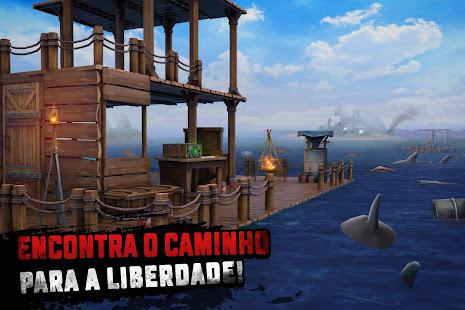 Survival on Raft Ocean Nomad - Simulator apk