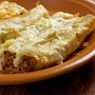 Cannelloni Stuffed with Veal and Herbs Recipe