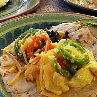 Low Carb Gluten Free Soy Free Flour Tortillas.
