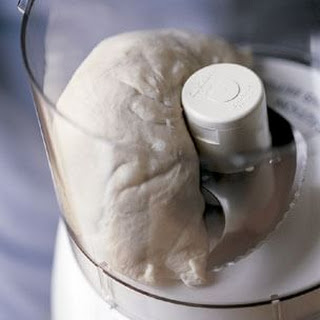 Food-Processor Pizza Dough