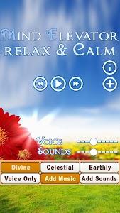 Relaxation Meditation App screenshot 0