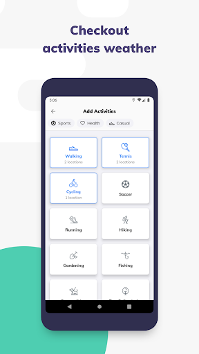 Weather Assistant by ClimaCell screenshot 5