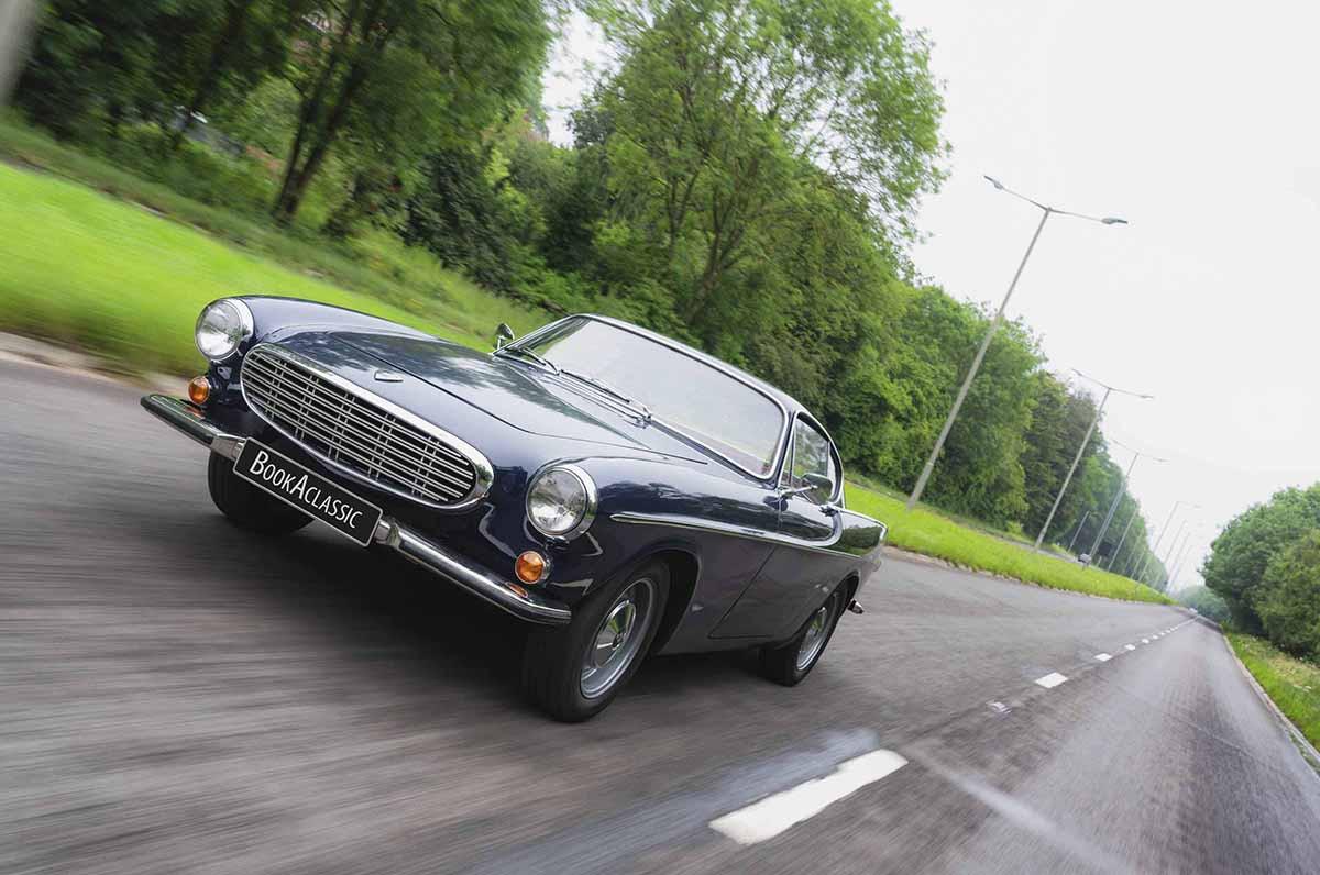 Volvo 1800s Hire Beaconsfield