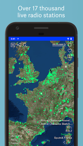 Radio Garden 2.0.2 screenshots 2