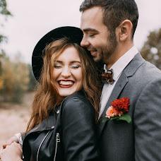 Wedding photographer Zhanna Kleckaya (Zhanusya). Photo of 22.10.2016