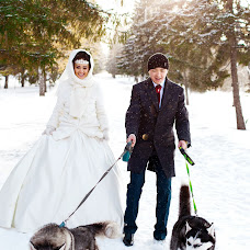 Wedding photographer Alena Kovaleva (AlenaKovaleva). Photo of 26.02.2017