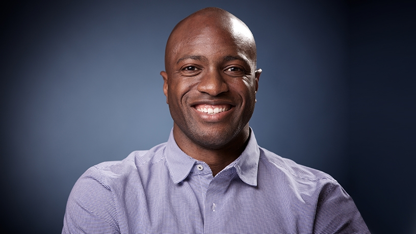 Ime Archibong, VP of product partnerships at Facebook.