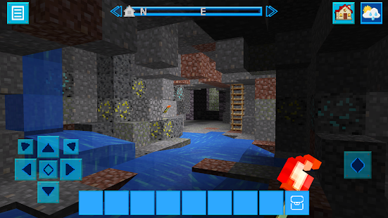 Realmcraft survive mine craft app report on mobile for Good craft 2 play store
