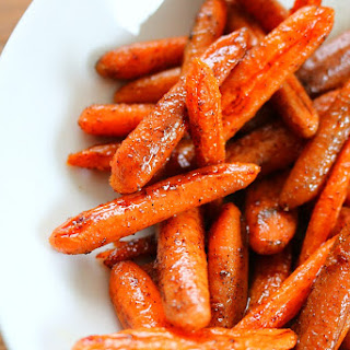 Low Calorie Glazed Carrots Recipes.