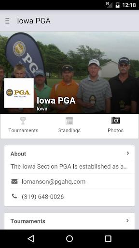 Iowa PGA