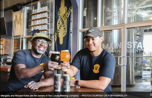 'We also have a larger social mission': Black-owned brewery in Philly debuts its first beers