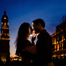 Bryllupsfotograf Uriel Coronado (urielcoronado). Bilde av 10.04.2019