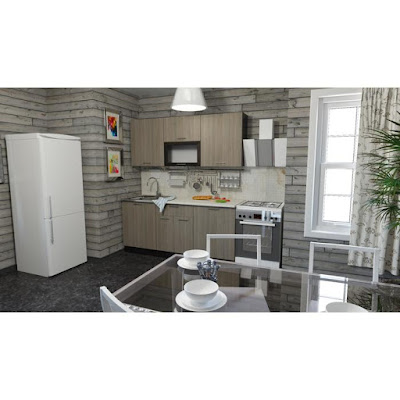 Кухонный гарнитур Светлана макси, 1800 мм