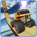 US Stunts Master - Extreme Monster Truck Stunts icon
