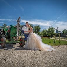 Wedding photographer Gergely Vas (gregoryiron). Photo of 04.08.2017