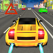 Racing In Car 2018:City Highway Traffic Racer Sim Android APK Download Free By Gaminati