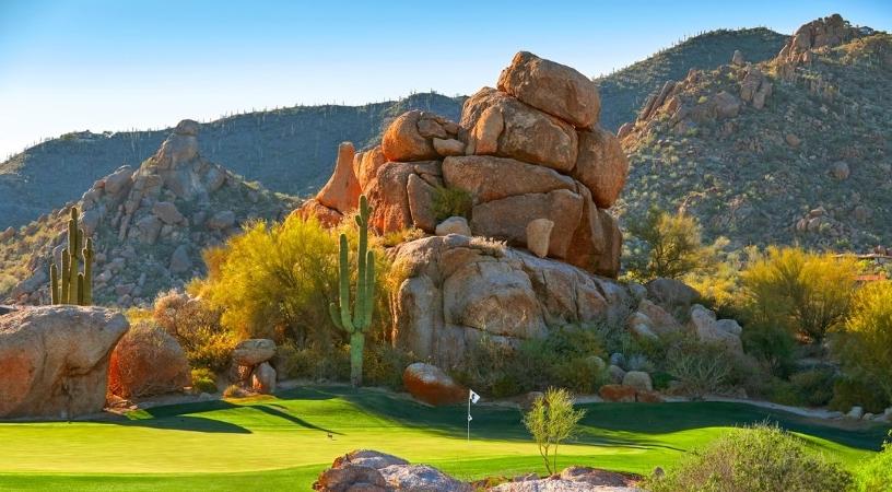 Boulders Resort & Spa in Scottsdale, AZ