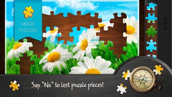 Magic Jigsaw Puzzles - screenshot thumbnail