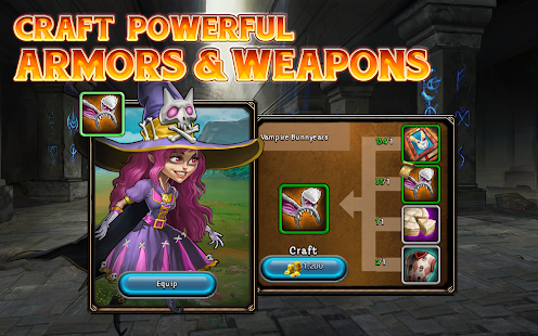 Game DragonSoul - Online RPG APK for Windows Phone