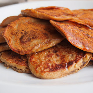 Healthy Pancakes.