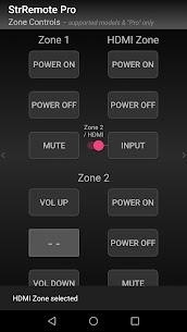 StrRemote Pro – for STR-DN1080, 70, 60 receivers 3