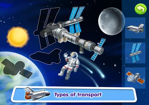 Educational puzzles - Preschool games for kids 1.3.119 screenshots 8