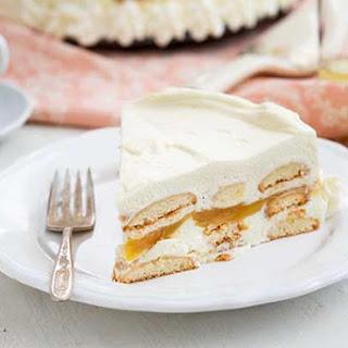 Gluten Free Limoncello Icebox Cake.