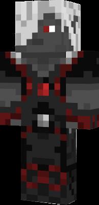 Red Themed Dark Elf