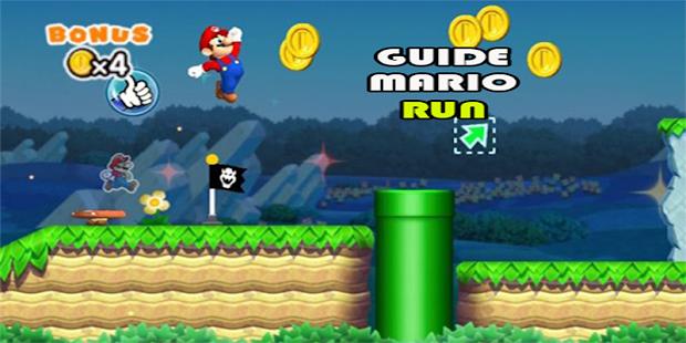 Guide Super Mario Run for PC-Windows 7,8,10 and Mac apk screenshot 1