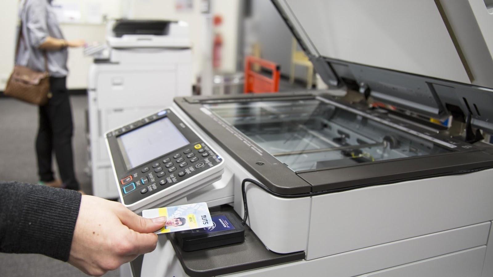Nên mua máy photocopy nhập khẩu tại đâu?