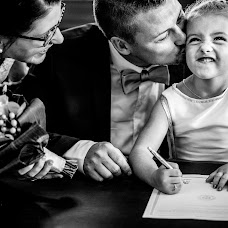 Huwelijksfotograaf Kristof Claeys (KristofClaeys). Foto van 20.09.2018