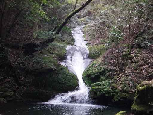 南松の滝1