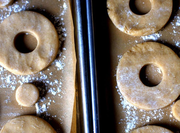 1 cup apple cider 3 1/2 cups flour, plus additional for the work surface 2 teaspoons...