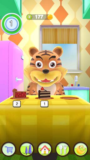 Talking Tiger screenshots 6