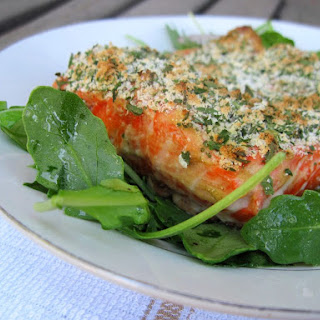 Herbed Salmon Steaks Recipe