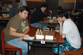 Photo: GM Spartak Vysochin - Krystian Jacek