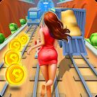Subway Princess Surf Runner icon