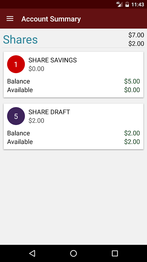 GPO Mobile Banking- screenshot