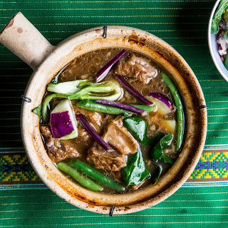 Pork, Vegetable, and Tamarind Stew Recipe