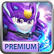 Superhero Robot Premium: Hero Fight - Offline RPG