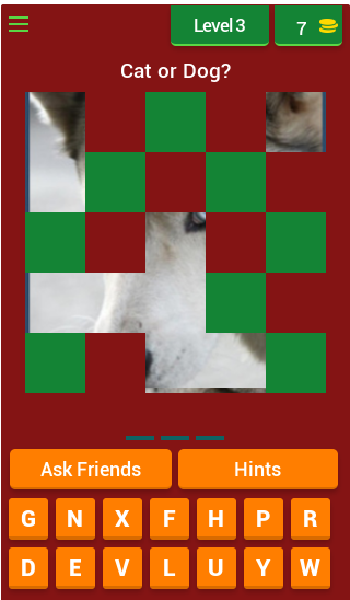 Guess the Animal: Cat or Dog?- screenshot