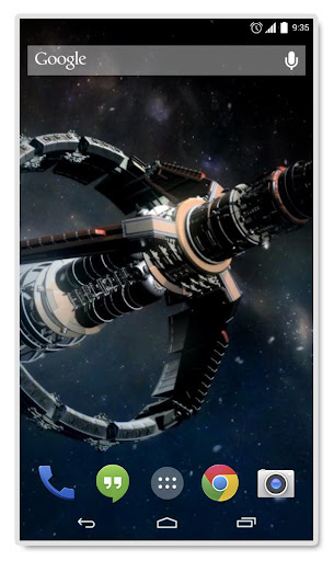 International Space Station LW