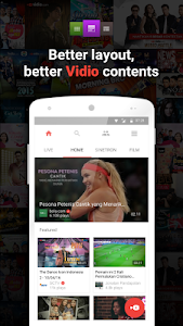 Vidio - Nonton TV & Video screenshot 2