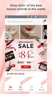 BeautyMNL - Shop Beauty in the Philippines- screenshot thumbnail