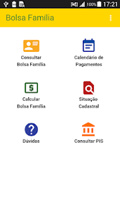 Consulta Bolsa Família Saldo - náhled