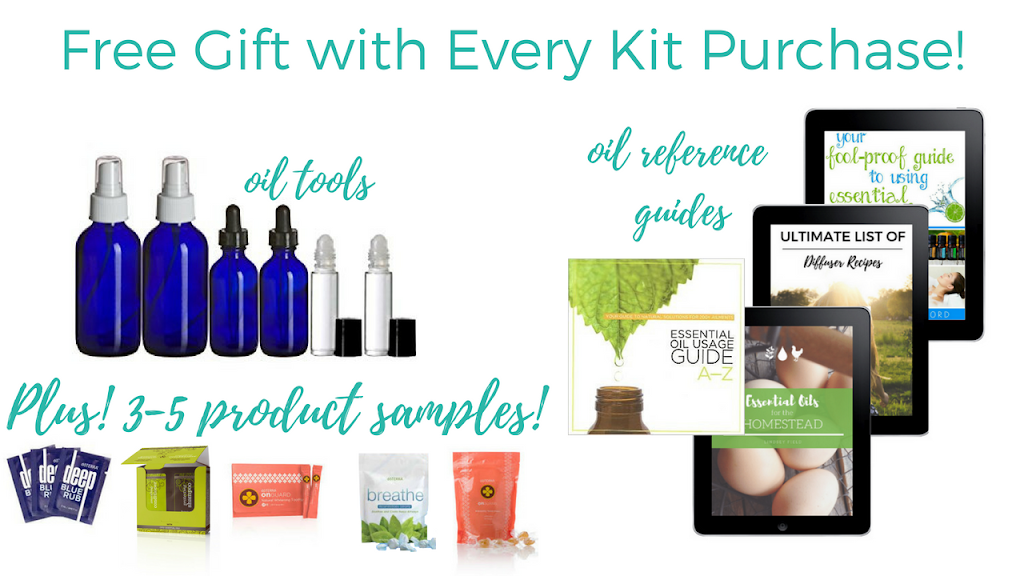 free gift with every kit purchase